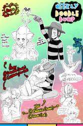 [Patreon] Doodle dump #64 by Kaweii