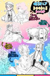 [Patreon] Doodle dump #67 by Kaweii