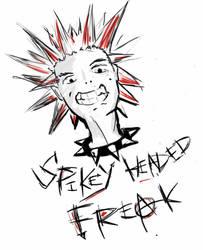 spikeyheadedfreak id by spikeyheadedfreak