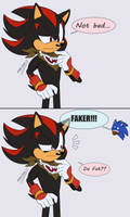 Faker!!! by SonicWind-01