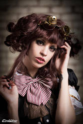 Margarette Ghost Steampunk Tutorial by coswisemagazine