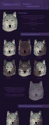 Long Fur Shading Tutorial by TamberElla