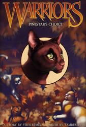 Pinestar's Choice Cover by TamberElla