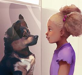 New Best Friend? by TamberElla
