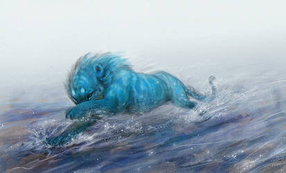 Seafoam by TamberElla