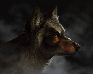 Dark Smoke by TamberElla
