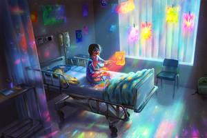 Drawn to Light by TamberElla