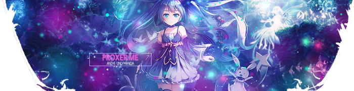 Vocaloid - May Header by YuukoGFX
