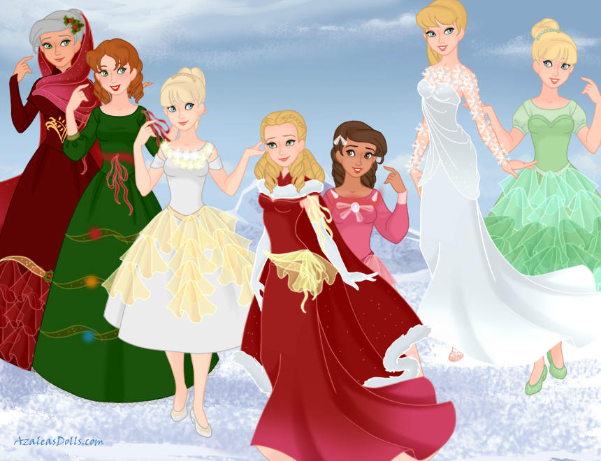 Barbie Doll Movies: Barbie in a Christmas Carol by ZeldaMLP on DeviantArt