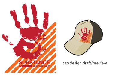 draft cap design by Luckianm