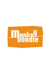 monkey doodle.1 by Luckianm