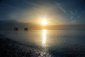 Lepe Sunrise by smev