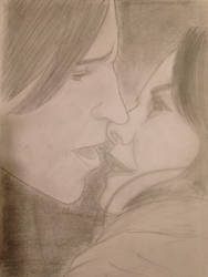 Rumbelle by lady-alor