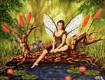 Fairy by Merlin111