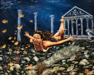 Return to Atlantis by Merlin111