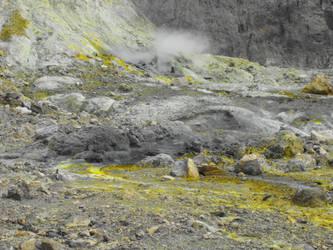 Rock Landscape 2 by Merlin111