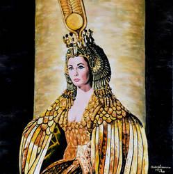Cleopatra by Merlin111