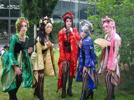 Dollfies by Minakosplay