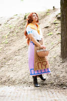 The girl from the ranch by Minakosplay