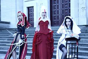 Trinity Blood by Minakosplay