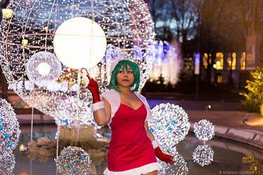 Christmas Ranka by Minakosplay