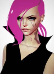 VI Fan Art by CezarBrandao