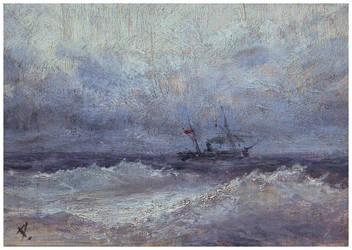 ArtAivazovsky, Sea by ArtAivazovsky