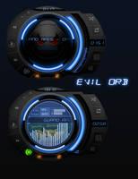 Evil orb by DarthAcey