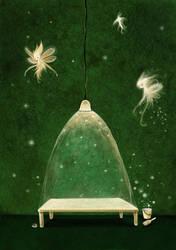 Lamp by Fiorina-Artworks