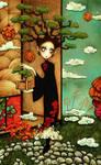 Bonsai Tree by Fiorina-Artworks
