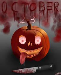Halloween Poster by DreamsFox
