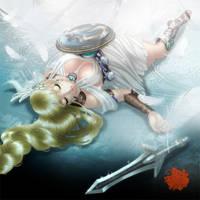 Virtuous Holy Warrior VII by Mi-Na-Tsuki
