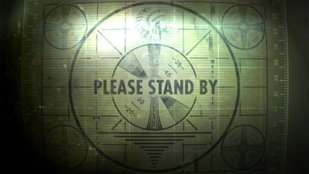 Fallout 3 - Please stand By... by ingbenny
