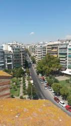 Thessaloniki by MariaSatmaru