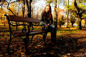 Escapade in the Park by FlorinBlaj