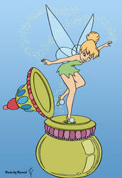 Tinkerbell by SanityP