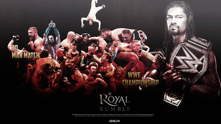 Royal Rumble Wallpaper By AbdalahReda On DeviantArt