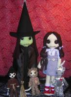The Wizard Of Oz Clan by Zosomoto