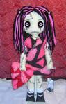 Valentines Day Rag Doll 0816 by Zosomoto