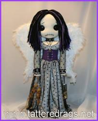 Angel rag doll by Zosomoto
