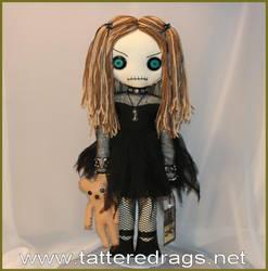 Goth Ballerina by Zosomoto