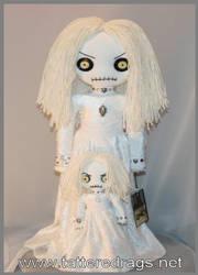 Ghost rag dolls by Zosomoto