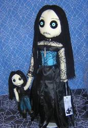 creepy dolls 2 by Zosomoto
