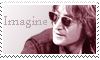 Imagine Stamp by Beatlemaniacs