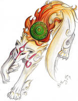Okami Picture by blazheirio889