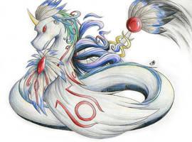 Okami Jaywing by blazheirio889