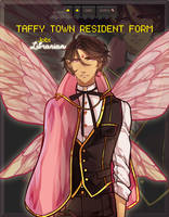 [EE] Taffy Town Alphonse by Pichoochoo