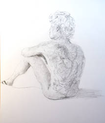 Joe Seated Back and Leg by enzoshoe
