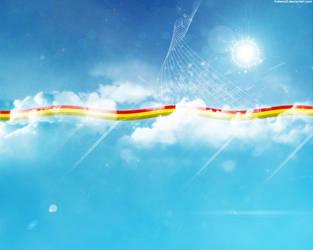 Rasta Wallpaper 3 - Heaven by hakeryk2