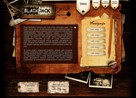 Pub Black Jack Layout by hakeryk2